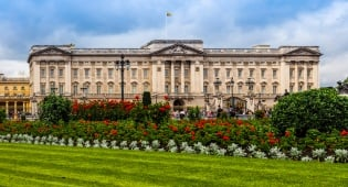 ארמון בקינגהאם בלונדון - זעזוע בארמון המלכה: עובדי מטבח התפטרו