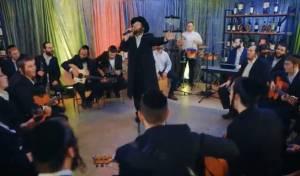 מוטי גולדמן בסינגל קליפ חדש: 'שאבס טיש'
