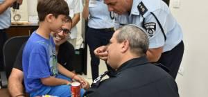חטיפת ושחרור הילד - סיכום המשטרה • צפו