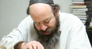 המקובל רבי יעקב עדס בשיעור לחג הפסח