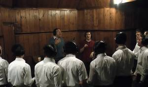 הצצה: יוסף חיים שוואקי בהקלטות