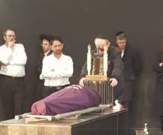 """עו""""ד יעקב וינרוט סופד לחני ע""""ה - חני וינרוט ע""""ה נקברה: """"היא הייתה מנהיגה"""""""