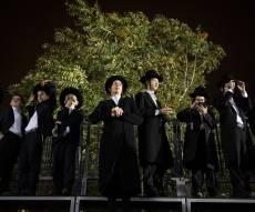 """הפגנה של הפלג הירושלמי. ארכיון - """"לא בושה, גאווה"""": עריקים יקיימו מצעד בי-ם"""