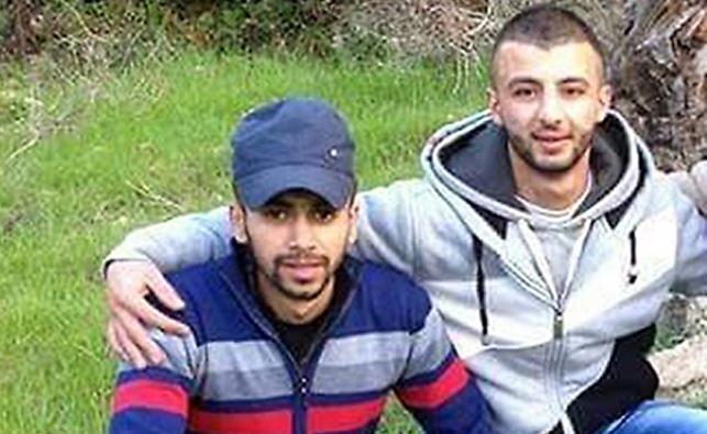 המחבלים, ענאן חמאד ועיסא עסאף