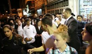 המהומה בירושלים