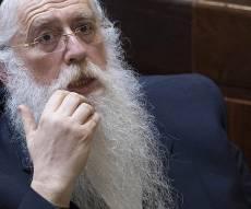 """סגן השר מאיר פרוש, יו""""ר שלומי אמונים - קנס לאגודת ישראל - בגלל """"שלומי אמונים"""""""