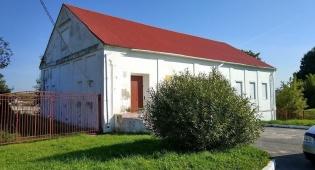 בניין ישיבת וולוז'ין, כיום