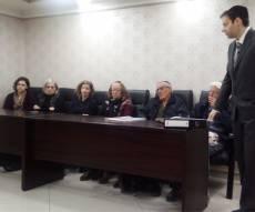 וייס בבית הדין - דרעי נעדר; התובע: גירוש פליטים - חילול ה'