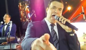 """נשמח עם החתן """"Live"""" - אוהד מושקוביץ"""