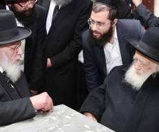 """שיחת הרבנים, הערב - חכם שלום לגר""""ח: """"בזכות האחדות הצלחנו"""""""