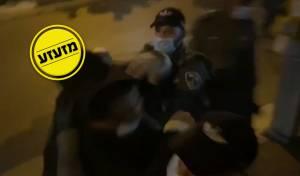 תקיפת השוטרים