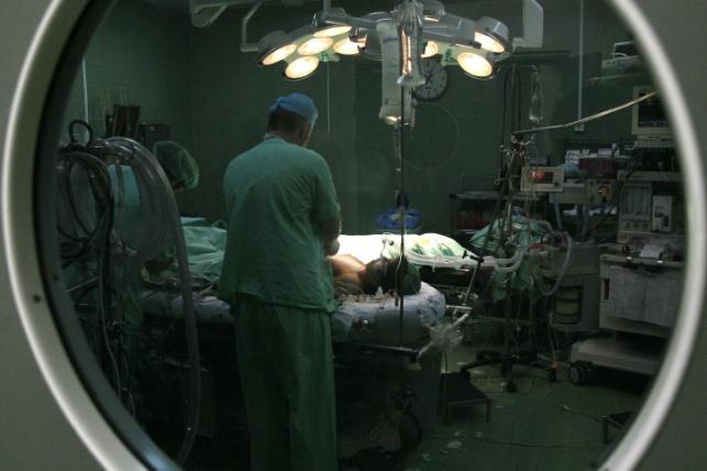 הזיהום בשיבא: רחמה של יולדת שלישית נכרת