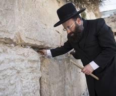 הרב שמואל רבינוביץ - נשים דורשות הסרת החסינות מרב הכותל