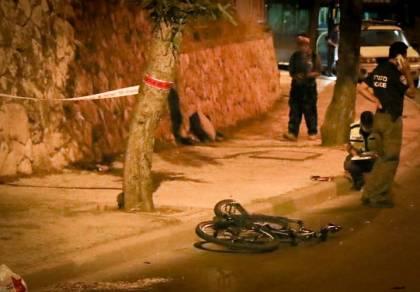 כך נראתה זירת התאונה הקטלנית בירושלים