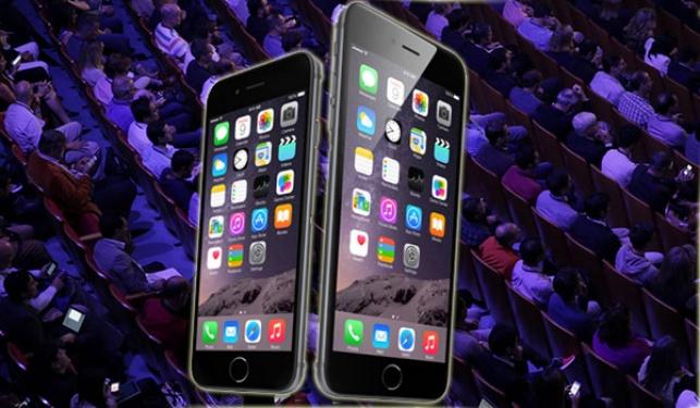 אייפון 6+ ואייפון 6