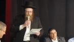 הנציג החרדי ציטט את שושנה דמארי • צפו