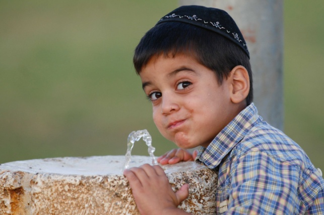 טוהרו מהזיהום: המים באלעד הותרו לשתייה