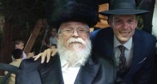 """ר' שמואל גרנביץ ז""""ל - ייסד מחלקה בצה""""ל: הר' שמואל גרנביץ ז""""ל"""