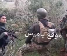 """חייל של צבא לבנון שלף נשק על חיילי צה""""ל"""