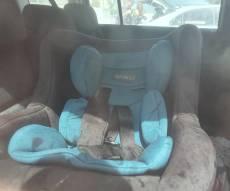 כיסא התינוק שנפטר, בתוך הרכב הלוהט