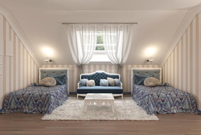 7 דרכים לגרום לחדר השינה להרגיש כמו חדר במלון