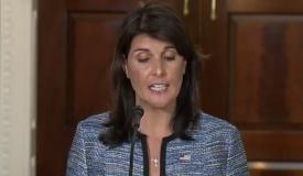 """ארה""""ב פרשה ממועצת זכויות האדם באו""""ם"""