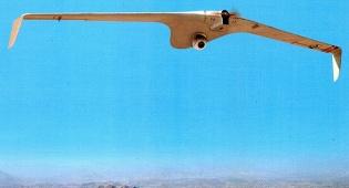 """מל""""ט בירד איי 650-די"""