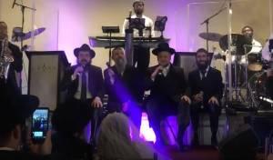 אברהם פריד חיתן את בנו ובחר באחיין כזמר