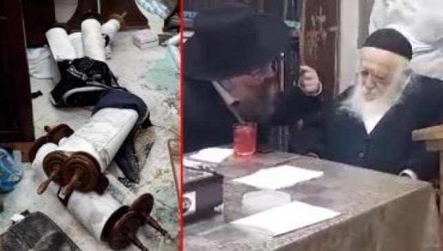 """הגר""""ח וספרי התורה"""