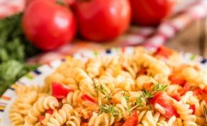 ספגטי בכלפה. אילוסטרציה - אל תפספסו: ספגטי ללא גלוטן מקמח תירס במבצע