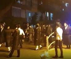 החשמל נותק; המשטרה עיכבה שני חשודים