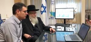 ליצמן שוחח עם הישראלים בספינת ההסגר