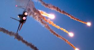"""אילוסטרציה - צה""""ל תקף מטרת טרור של החמאס בעזה"""