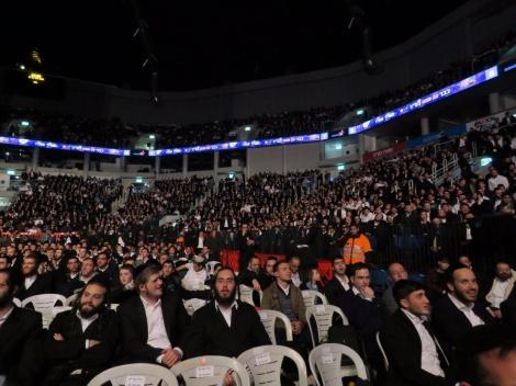אירוע בארנה, ארכיון - גדולי הפוסקים במכתב נגד הופעות הזמרים