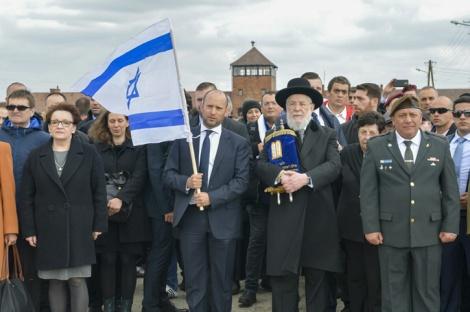"""מצעד החיים - """"מצעד החיים"""" - מסע שגורם לשנאת יהודים"""
