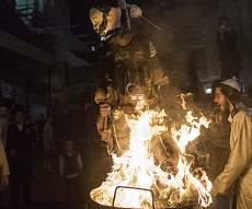 שריפת בובת החייל במאה שערים - קצין בכיר יטפל בתקיפת החיילים החרדים