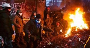 ההפגנות באוקראינה - מרקל: להטיל סנקציות  על אוקראינה