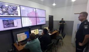 תחנת המשטרה שנפתחה באומן