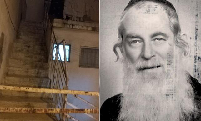 רבי משה יקותיאל אלפרט והכניסה לביתו