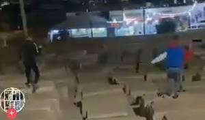 2 ערבים רצו על קברים בהר הזיתים; 1 נעצר
