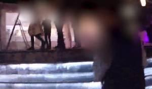 שוטרים פשטו על חתונה שהתקיימה על הגג