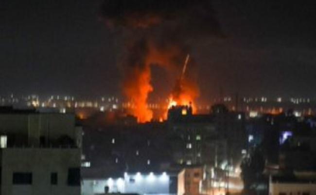 ליל מתיחות בדרום: חיל האוויר תקף בעזה וירי לעבר ישראל