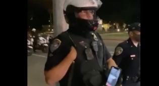 גאוני: כך מונעים השוטרים סרטונים נגדם