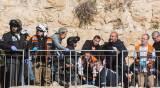 כוחות ההצלה מטפלים בפצועים בפיגוע בשער יפו, היום