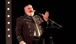כש'פאברוטי היהודי' הופיע באזרבייג'אן • צפו