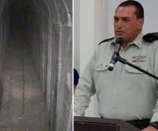 """האלוף זמיר והמנהרה שנחשפה - אלוף פיקוד דרום: """"האיומים עדיין קיימים"""""""