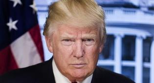 """דונלד טראמפ - סוף סוף: נשיא ארה""""ב גינה את האנטישמיות"""