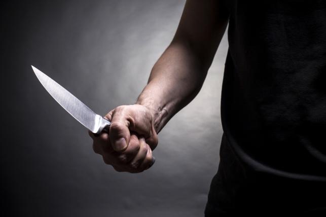 סכין, אילוסטרציה