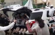 """ר""""ח אדר: בנות הסמינר התחפשו ל'נחנחים'"""