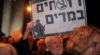 אבנרי בהפגנה נגד גדר ההפרדה